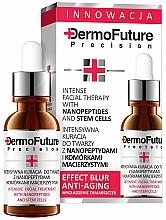 Fragrances, Perfumes, Cosmetics Intensive Face Treatment - DermoFuture Intensive Face Treatment