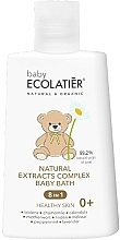 Fragrances, Perfumes, Cosmetics 8-in-1 Natural Extracts Complex Baby Bath - Ecolatier Baby