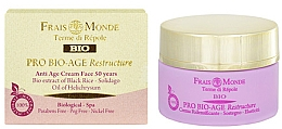 Fragrances, Perfumes, Cosmetics Restructuring Day Face Cream 50+ - Frais Monde Pro Bio-Age Restructure AntiAge Face Cream 50Years
