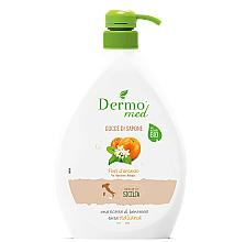 Fragrances, Perfumes, Cosmetics Orange Blossom Cream-Soap - Dermomed Orange Blossom Cream Soap