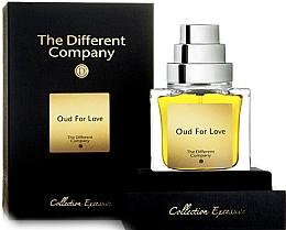 Fragrances, Perfumes, Cosmetics The Different Company Oud For Love - Eau de Parfum