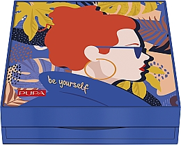 Fragrances, Perfumes, Cosmetics Be Yourself Makeup Palette - Pupa Pupart M Be Yourself
