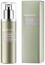 Fragrances, Perfumes, Cosmetics Facial Spray - M2Beaute Ultra Pure Solutions Facial Nano Spray