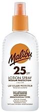 Fragrances, Perfumes, Cosmetics Body Sunscreen Lotion Spray - Malibu Sun Lotion Spray Medium Protection Water Resistant SPF 25