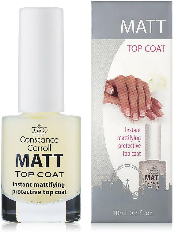 Nail Dry Top Coat - Constance Carroll Matt