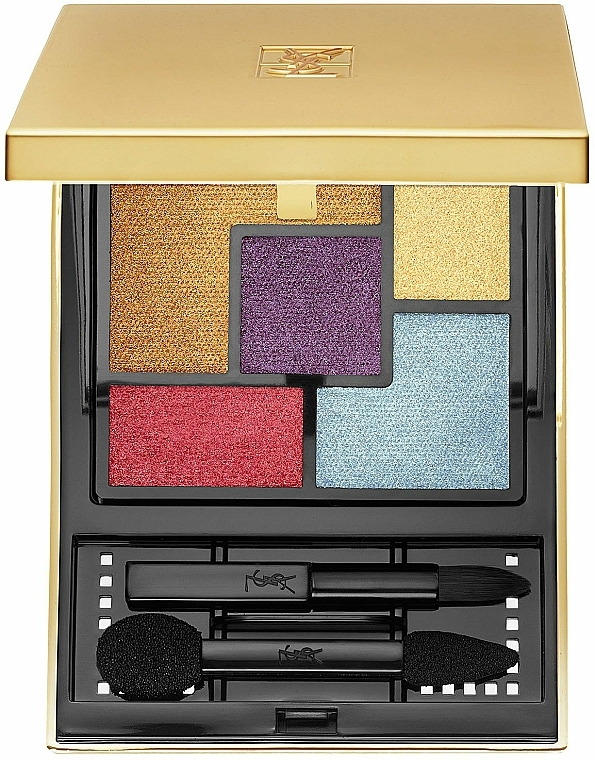 Eyeshadow - Yves Saint Laurent 5 Couleurs Couture Palette