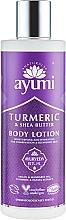 "Fragrances, Perfumes, Cosmetics Body Lotion ""Turmeric and Shea Butter"" - Ayumi Turmeric & Shea Butter Body Lotion"