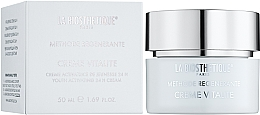 Fragrances, Perfumes, Cosmetics 24 Hour Regenerating Intensive Facial Cream - La Biosthetique Methode Regenerante Creme Vitalite