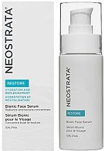 Fragrances, Perfumes, Cosmetics Revitalizing Brightening & Smoothing Bionic Serum - Neostrata Restore Bionic Face Shine & Texture Improvement Serum