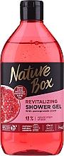 Fragrances, Perfumes, Cosmetics Shower Gel - Nature Box Pomegranate Oil Shover Gel