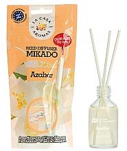 """Fragrances, Perfumes, Cosmetics Reed Diffuser """"Orange Blossom"""" - La Casa de Los Aromas Mikado Reed Diffuser"""