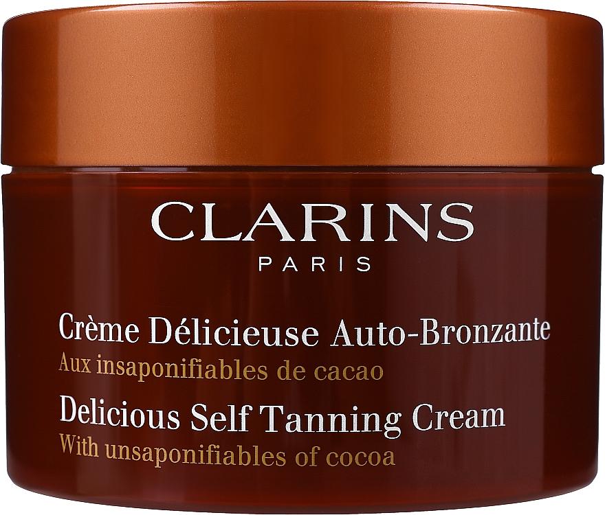 Cream - Clarins Delicious Self Tanning Cream