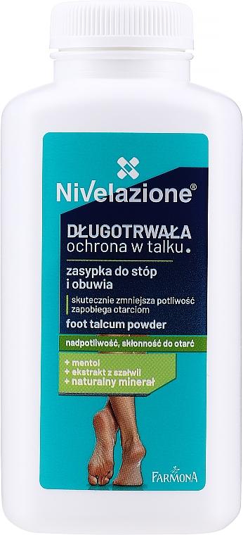 Foot Talc - Farmona Nivelazione Foot Talcum Powder