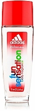 Fragrances, Perfumes, Cosmetics Adidas Fun Sensations - Deodorant Spray