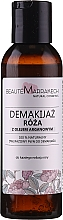"""Fragrances, Perfumes, Cosmetics 2-Phase Makeup Remover """"Rose"""" - Beaute Marrakech Natural Two-phase Make-up Remover Rose"""
