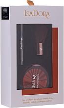 Fragrances, Perfumes, Cosmetics Set - IsaDora Bronzing Travel Kit (bronzer/3.8g + mascara/3ml + brush/1pcs)