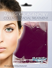 Fragrances, Perfumes, Cosmetics Collagen Treatment Grape Mask - Beauty Face Collagen Hydrogel