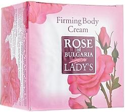 Fragrances, Perfumes, Cosmetics Firming Body Cream - BioFresh Rose of Bulgaria