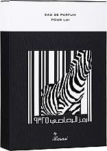 Fragrances, Perfumes, Cosmetics Rasasi Rumz Al Rasasi 9325 Pour Lui - Eau de Parfum
