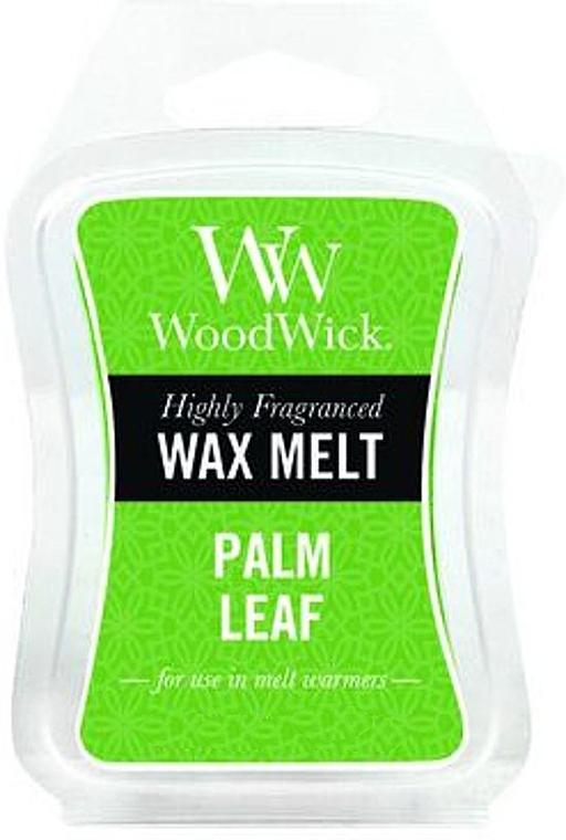 Scented Wax - WoodWick Wax Melt Palm Leaf