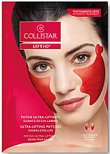 Fragrances, Perfumes, Cosmetics Face Contour Patches - Collistar Lift HD Ultra-Lifting Patches