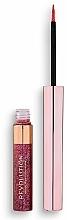 Fragrances, Perfumes, Cosmetics Glitter Eyeliner - Makeup Revolution Precious Stone Liquid Glitter Eyeliner