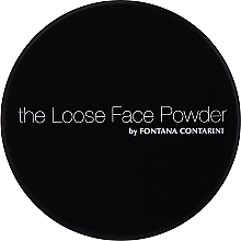 Fragrances, Perfumes, Cosmetics Loose Face Powder - Fontana Contarini The Loose Face Powder