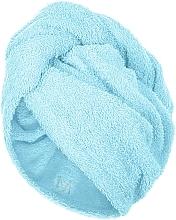 Fragrances, Perfumes, Cosmetics Hair Drying Turban, mint - MakeUp