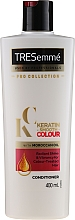 Fragrances, Perfumes, Cosmetics Shine & Soft Colored Hair Conditioner - Tresemme Keratin Smooth Colour Conditioner With Maroccan Oil