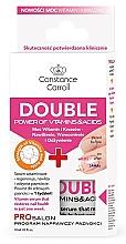 Fragrances, Perfumes, Cosmetics Nail Serum - Constance Carroll Double Power of Vitamins&Acids Nail Serum
