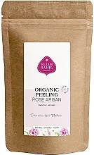 Fragrances, Perfumes, Cosmetics Organic Body Scrub - Eliah Sahil Organic Peeling Rose Argan (refill)