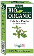 Fragrances, Perfumes, Cosmetics Hair Strengthening Tulsi Leaf Powder - Indus Valley Bio Organic