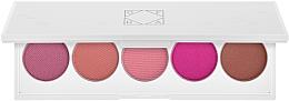 Fragrances, Perfumes, Cosmetics Blush Palette - Ofra Signature Palette Blush