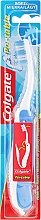 Fragrances, Perfumes, Cosmetics Portable Soft Toothbrush, blue - Colgate Portable Travel Soft Toothbrush