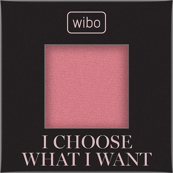 Face Blush - Wibo I Choose What I Want Blusher (refill)