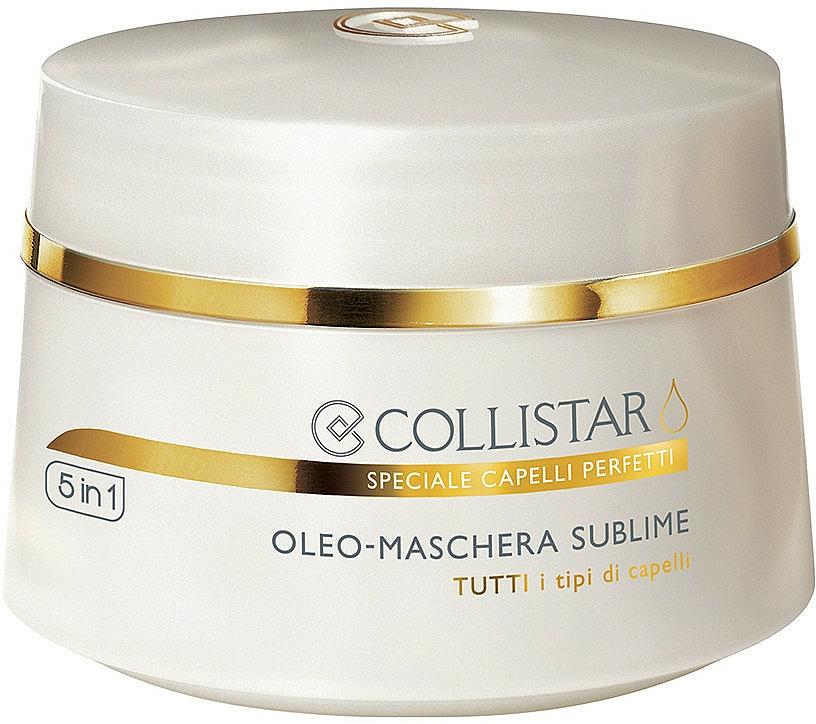 Hair Mask - Collistar Oleo-Maschera Sublime