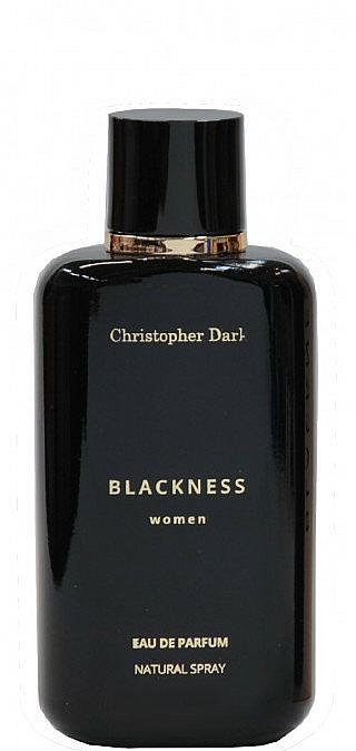 Christopher Dark Blackness - Eau de Parfum