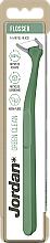 Fragrances, Perfumes, Cosmetics Flosser with Handle, green - Jordan Green Clean Flosser
