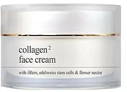 Fragrances, Perfumes, Cosmetics Collagen Face Cream - Yellow Rose Collagen2 Face Cream