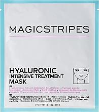 Fragrances, Perfumes, Cosmetics Hyaluronic Acid Intensive Moisturizing Mask - Magicstripes Hyaluronic Intensive Treatment Mask