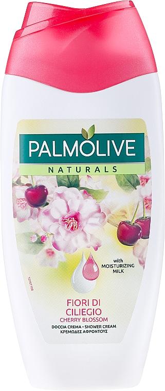 "Shower Gel ""Cherry Blossom"" - Palmolive Naturel Cherry Blossom Shower Gel"