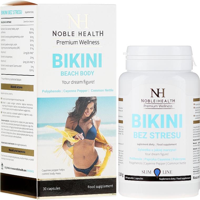 Dietary Supplement Complex - Noble Health Slim Line Bikini