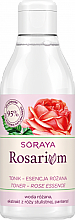 Fragrances, Perfumes, Cosmetics Face Tonic - Soraya Rosarium Tonic Rose Essence