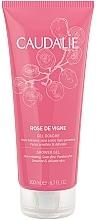 "Fragrances, Perfumes, Cosmetics Shower Gel ""Rose"" - Caudalie Vinotherapie Rose De Vigne Shower Gel"