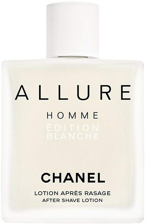 Chanel Allure Homme Edition Blanche - After Shave Lotion — photo N1