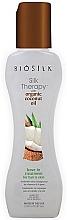 Fragrances, Perfumes, Cosmetics Coconut Liquid Silk - Biosilk Silk Therapy With Organic Coconut Oil Leave In Treatment