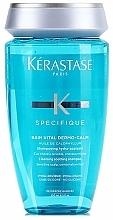 Fragrances, Perfumes, Cosmetics Normal & Combination Hair Shampoo - Kérastase Specifique Bain Vital Dermo-Calm