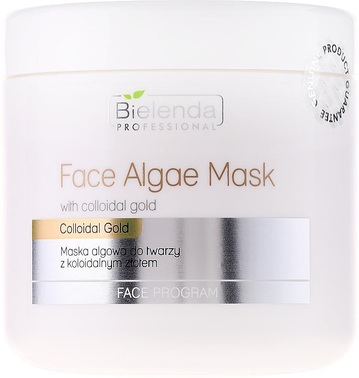 Alginate Face Mask with Colloidal Gold - Bielenda Professional Face Algae Mask