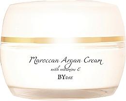 Fragrances, Perfumes, Cosmetics Day Cream for Face - Nacomi Moroccan Argan Cream With Vitamin E