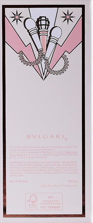 Bvlgari Omnia Crystalline - Set (edt/65ml + edt/mini/15ml) — photo N3